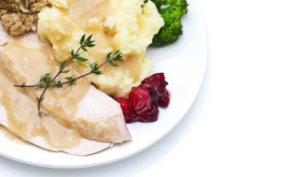 Thanksgiving plate, food, meal, Christmas_2309266486378607-159532