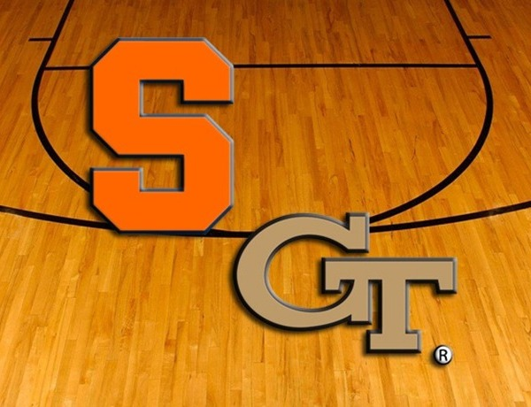 Syracuse University Orange - Georgia Tech Yellow Jackets Basketball_6764764534346171753-118809342
