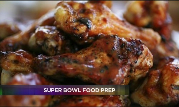 Super Bowl Foods From Around the Country