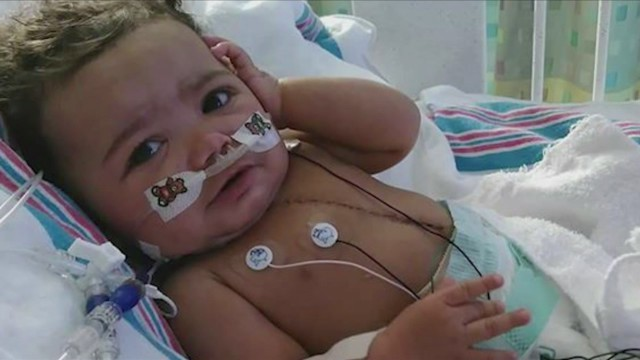 HORSEHEADS, N.Y. (18 NEWS) - Her mother, Nikki Patten, was 20 weeks pregnant when she found out her daughter had congenital heart defects.