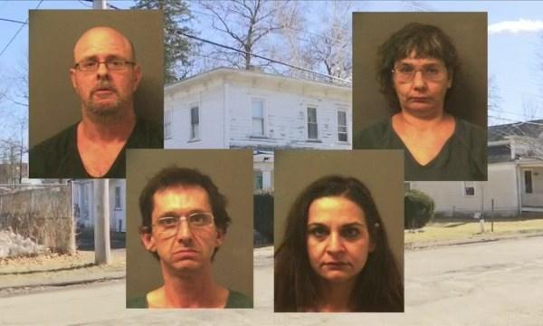 Bath meth arrests
