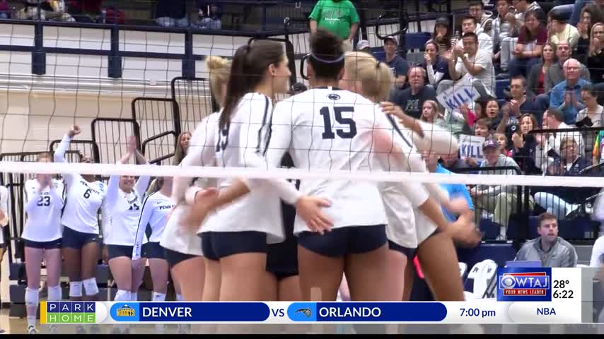 PSU volleyball cruises by Mizzou_61921383