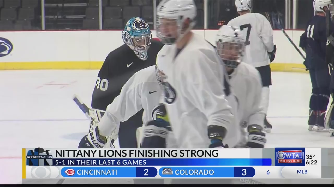 PSU back in the tournament for a second straight year