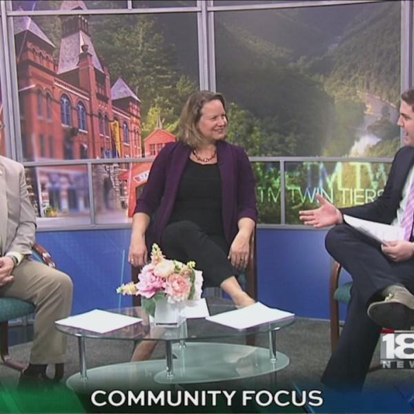 Community Focus 04/01/18 Political Talk