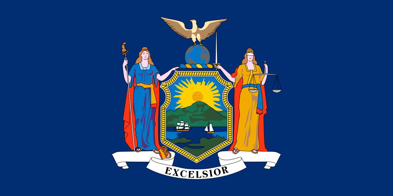 New York state flag75150213-159532-159532