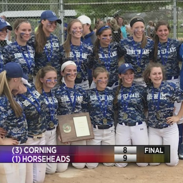 Horseheads Softball Wins Sectional Title