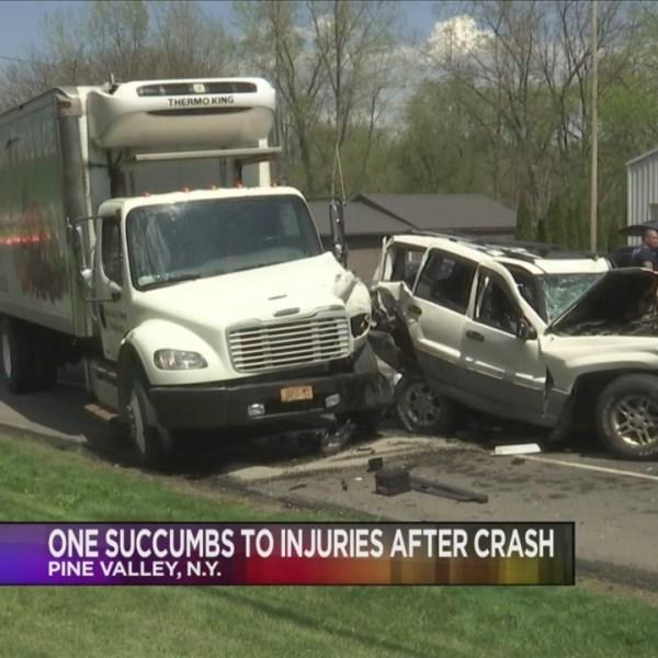 Pine Valley crash update