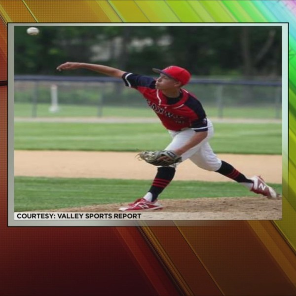 Athlete of the Week - Sayre's Jordan Rockwell