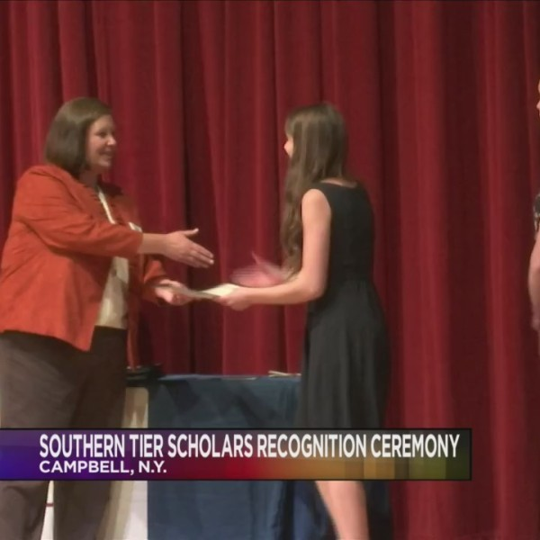 Southern Tier Scholars Recognition