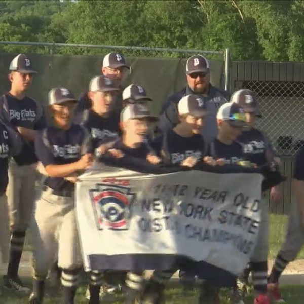 Big Flats All-Stars Headed to Sectionals