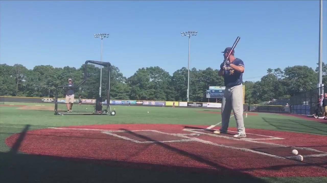 Corning Grad Terwilliger Wins Home Run Derby