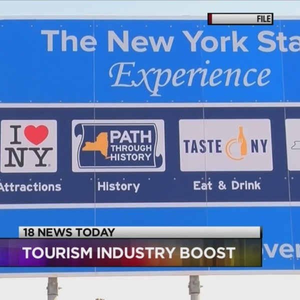 Officials: New York tourism industry saw increases in 2017