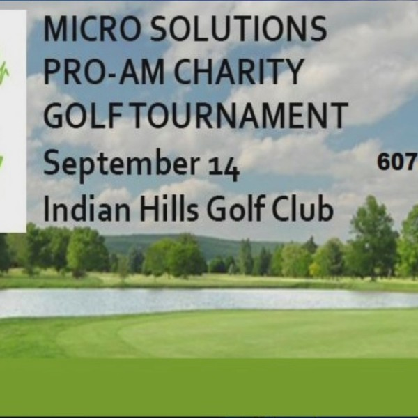 2nd Annual Micro Solutions Pro-Am Charity Golf Tournament