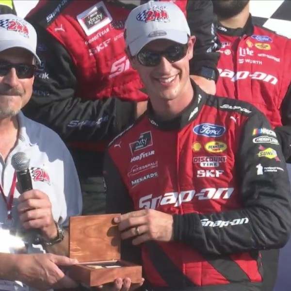 A Look Back at NASCAR Weekend at The Glen