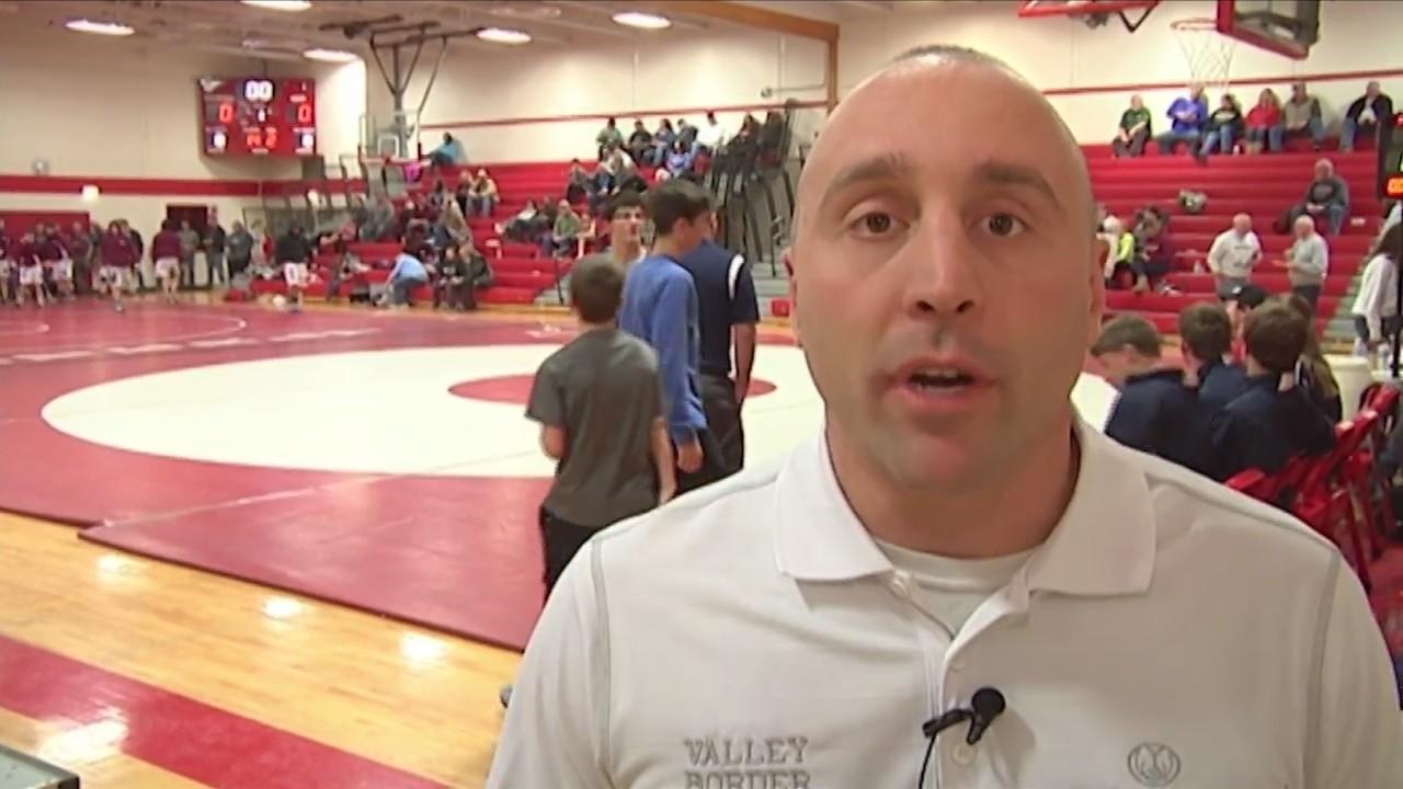 Brett Owen Named New Horseheads Wrestling Coach