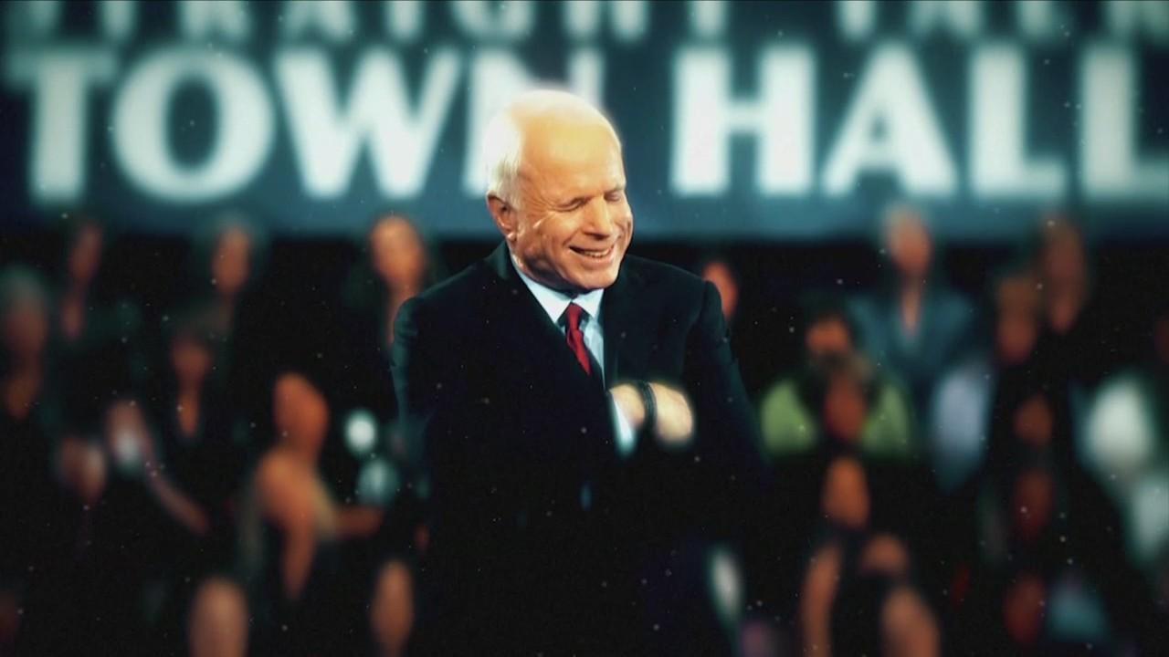 Diner Politics: White House Response to John McCain's Death
