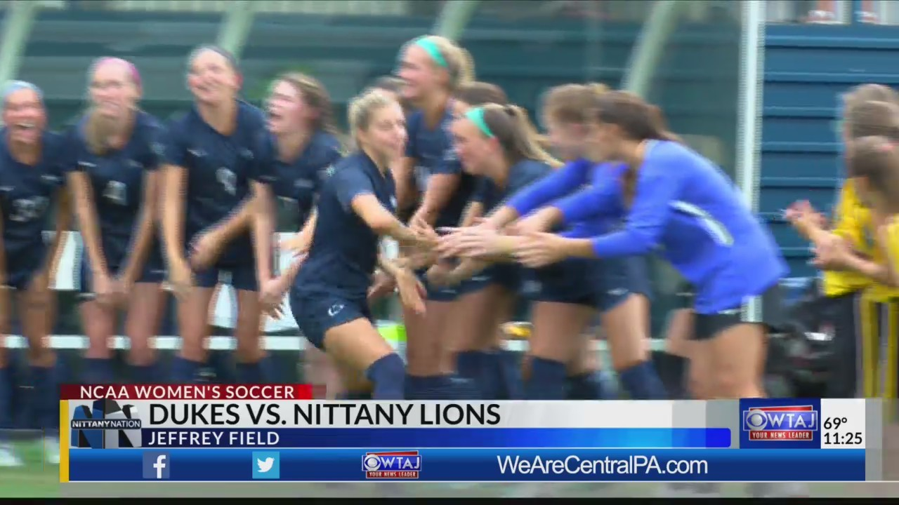 Lions Top Dukes For 2nd Win of Season