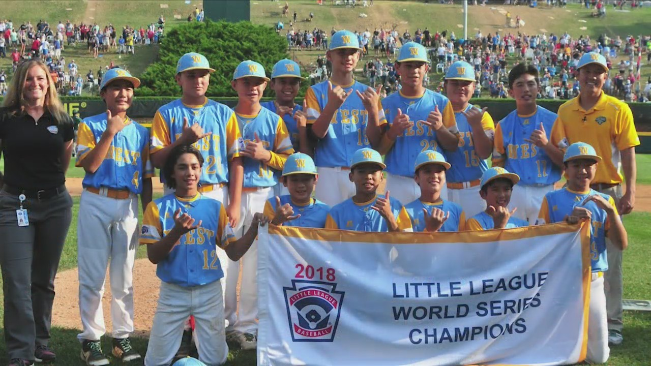 Little League World Series Championship Game: A Look Back