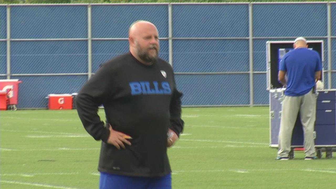 Bills preparing for tough Ravens defense