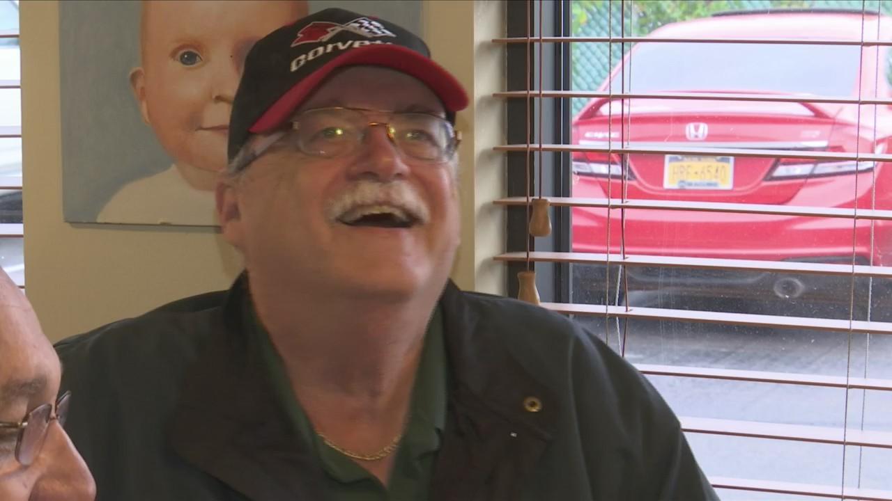 Diner Politics: Cuomo blames weather for population decline