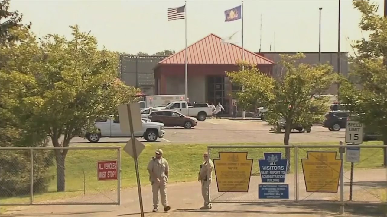 PA state prisons prepare to return to routine operations Monday
