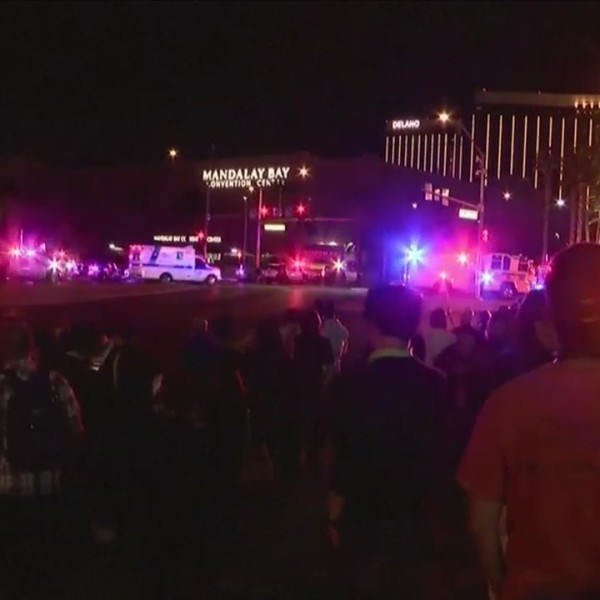 1-year anniversary of Las Vegas shooting
