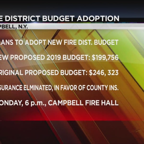 Campbell Fire District may soon adopt budget
