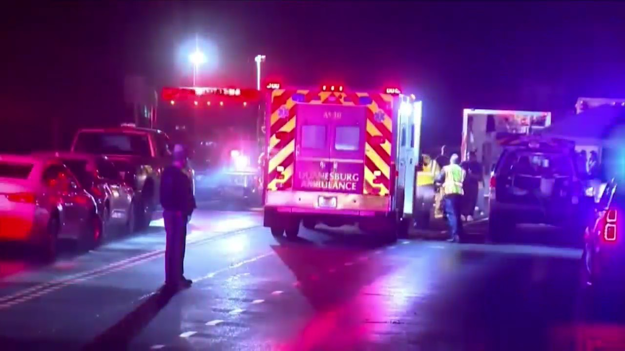 DEVELOPING: 20 killed in limo crash in Schoharie