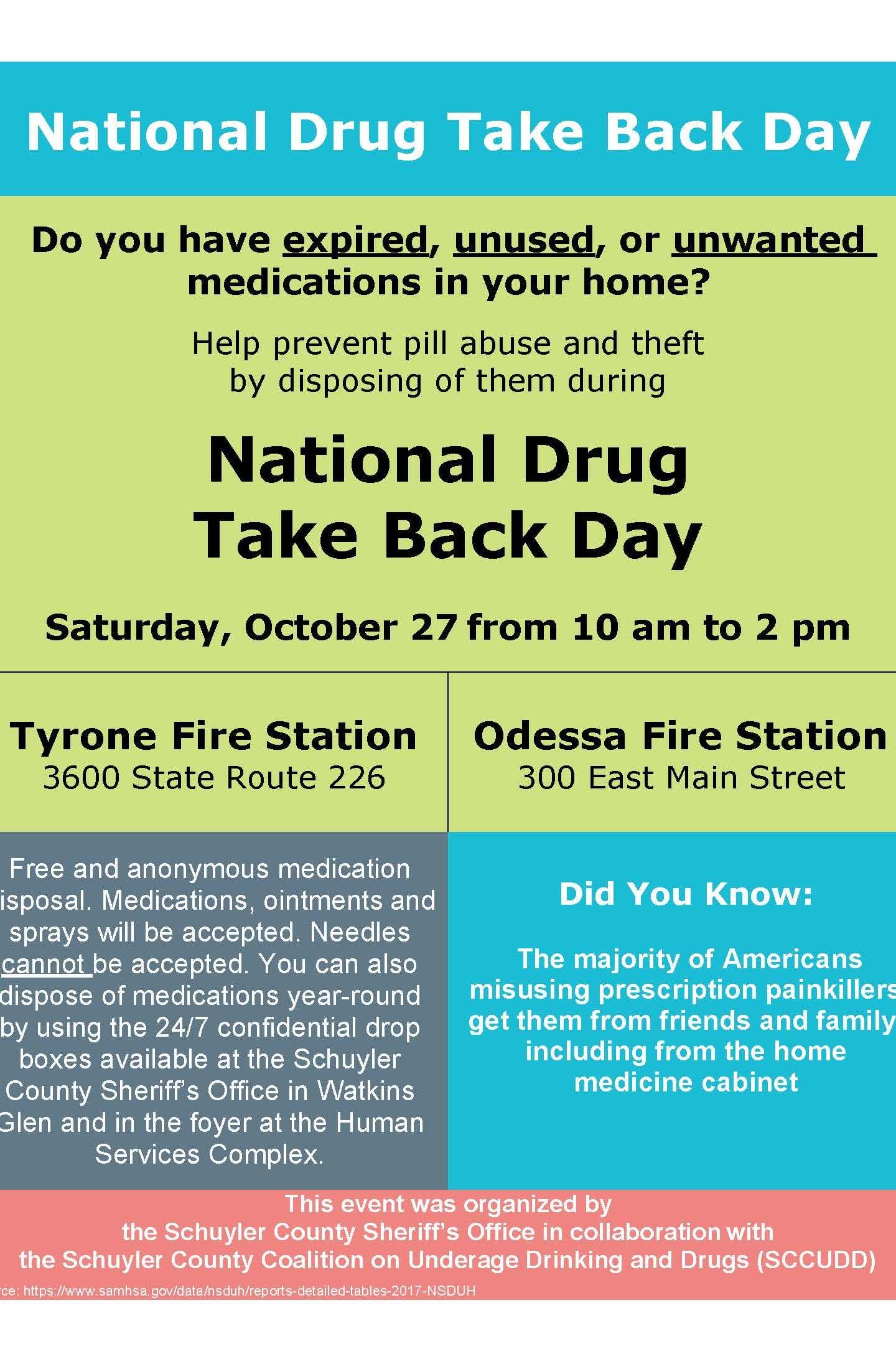 National Drug Take Back Day Flyer_Oct 2018_1539621350419.jpg.jpg