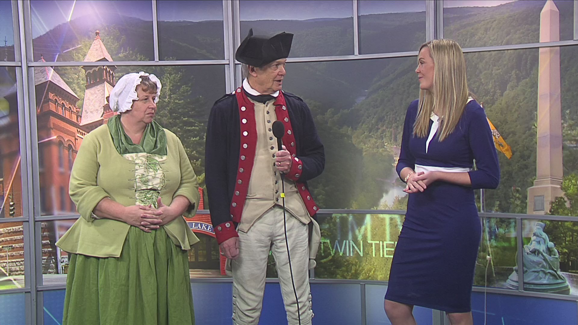 """""""Blast into History"""" at the Heritage Village of the Southern Finger Lakes"""