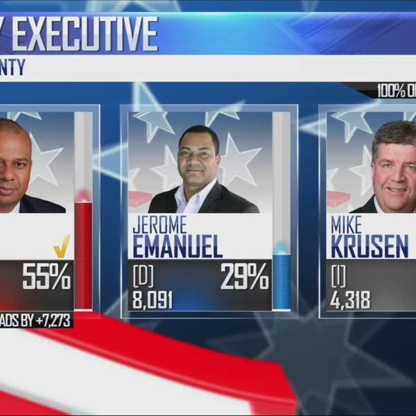 Chemung County Sheriff Chris Moss elected to Chemung County Executive