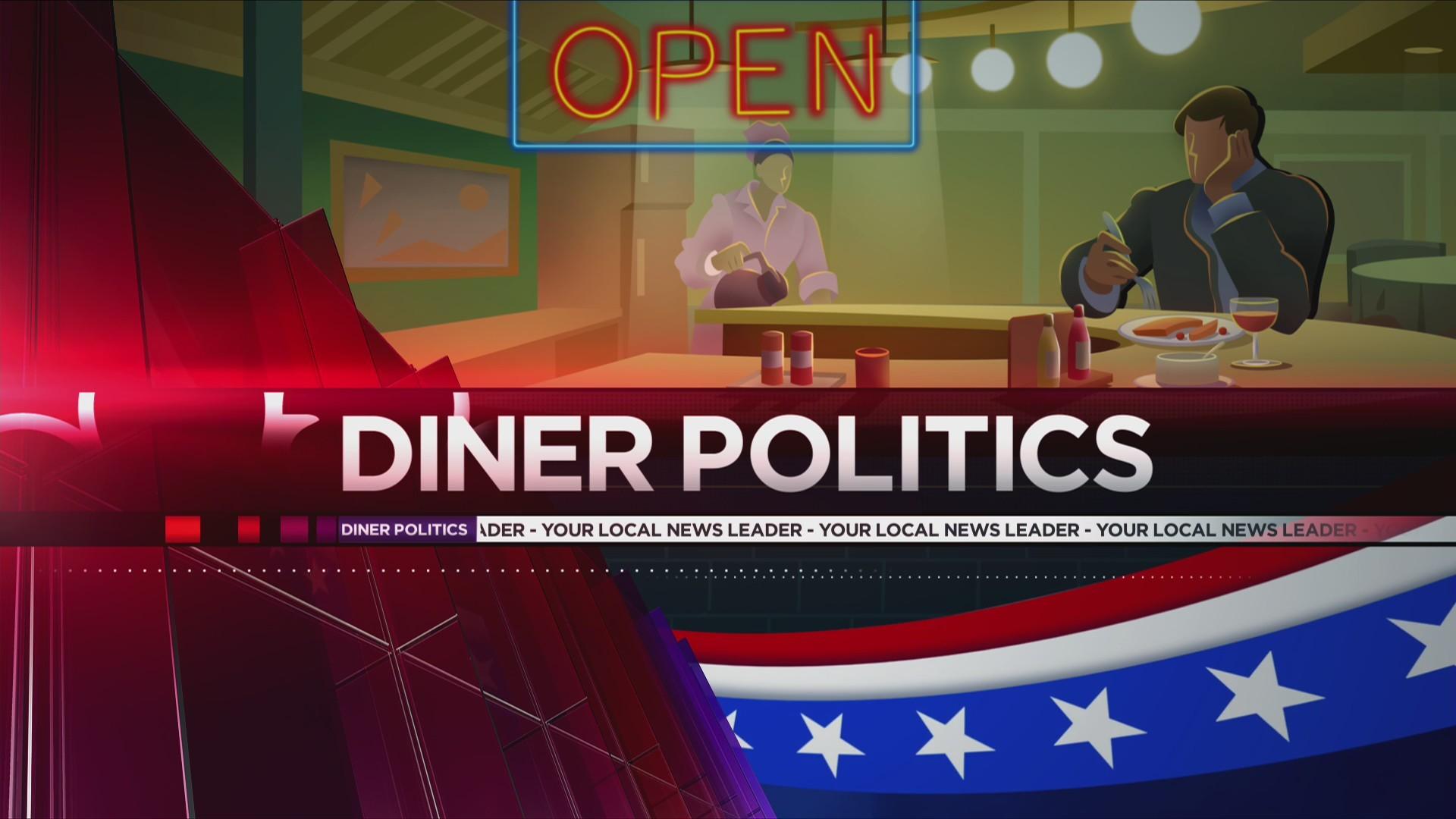 Diner Politics 11/30: Clash at the border