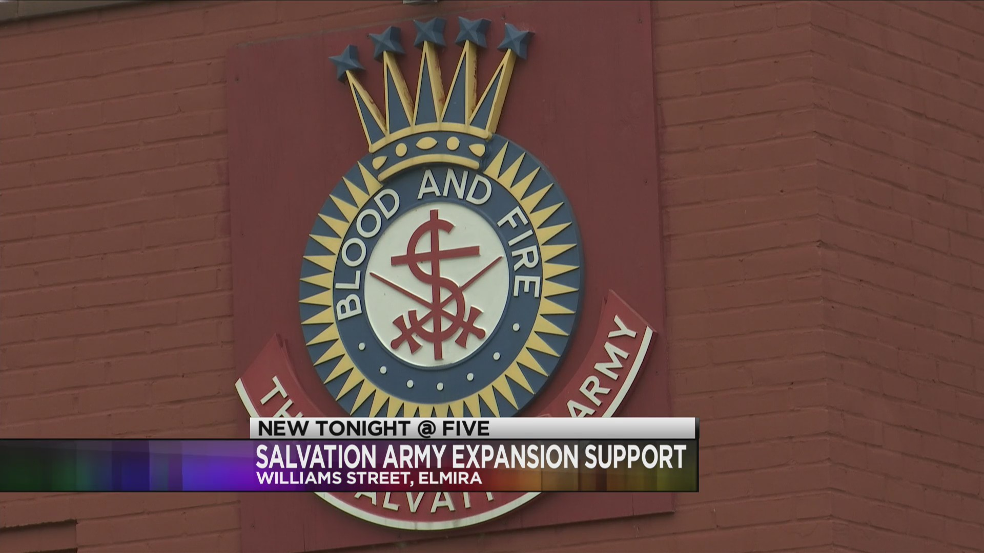 Elmira city council to support new Salvation Army project