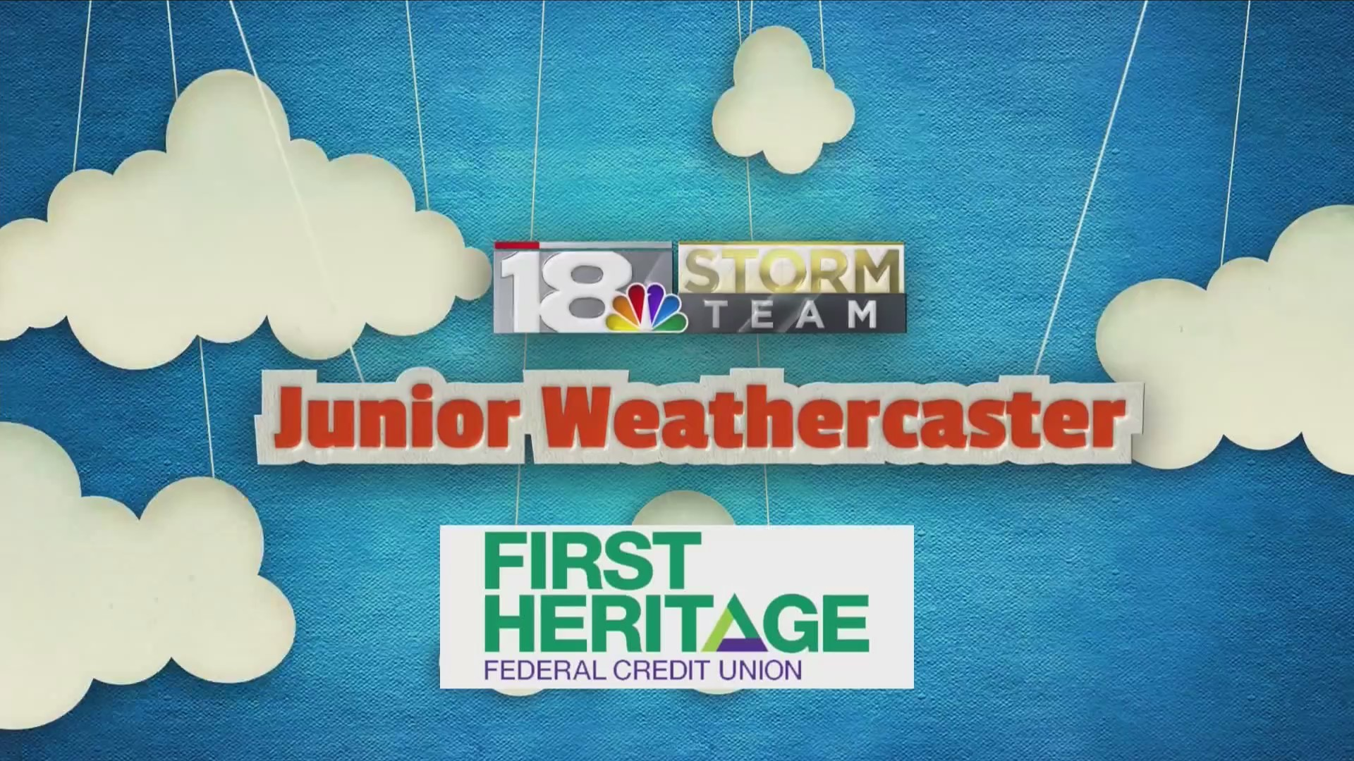 Junior Weathercaster: Jack Cheresnowsky
