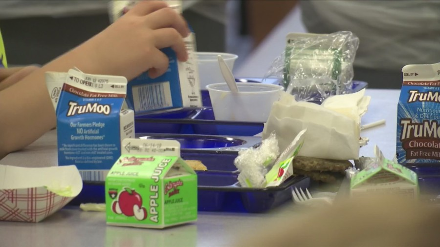 Local reaction on relaxed requirements for school lunch program