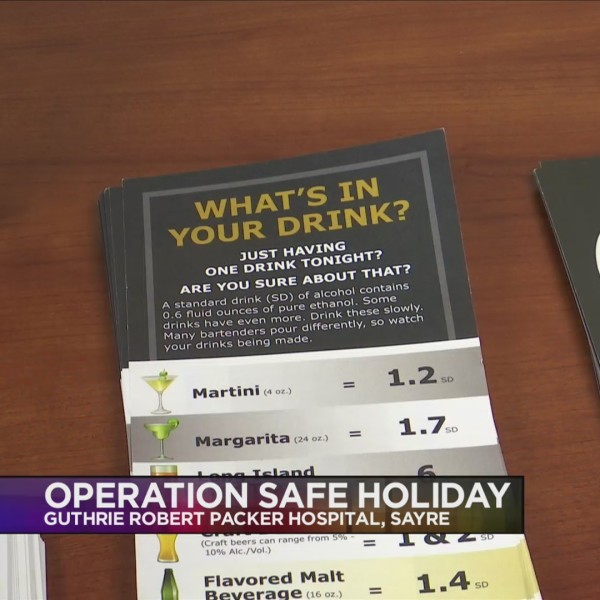 Operation Safe Holiday