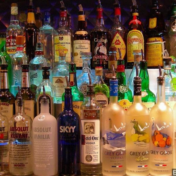 Alcohol Bottles at a Bar.jpg