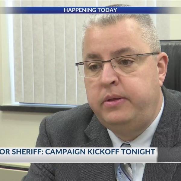 Acting Chemung County Sheriff Bill Schrom to announce candidacy Thursday