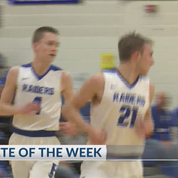 Athlete of the Week: Hayden Robinson