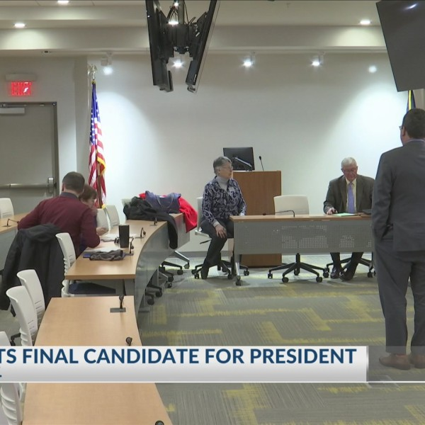 Corning Community College hosts final presidential candidate