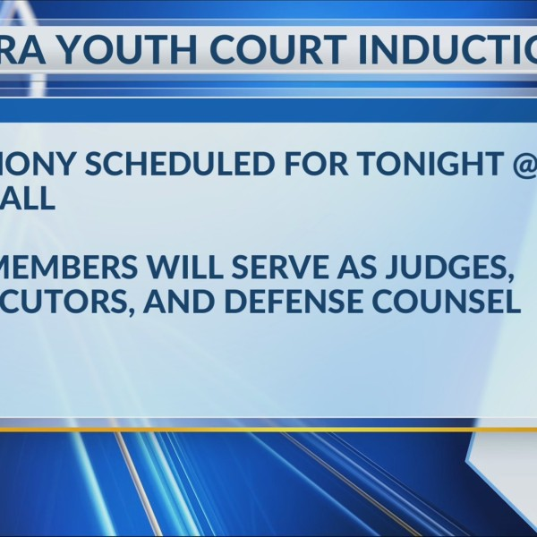 New members of Elmira Youth Court to be inducted Wednesday