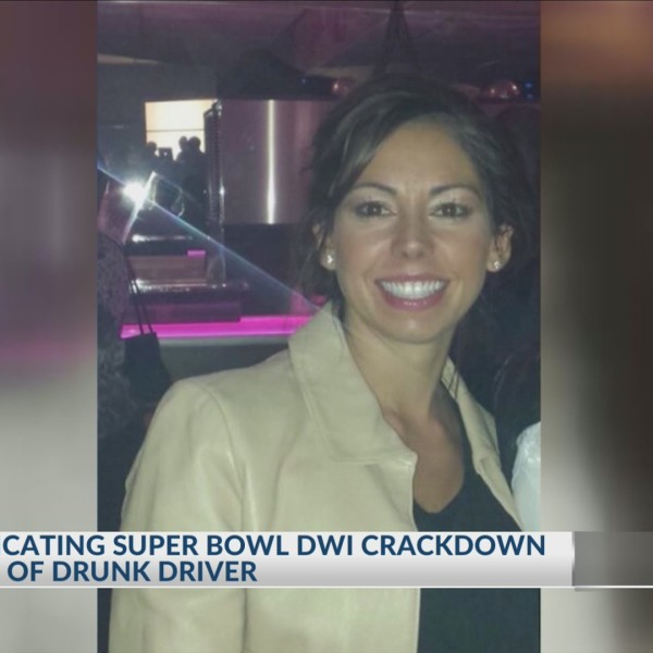 State Police dedicating Superbowl DWI crackdown to drunk driving victim