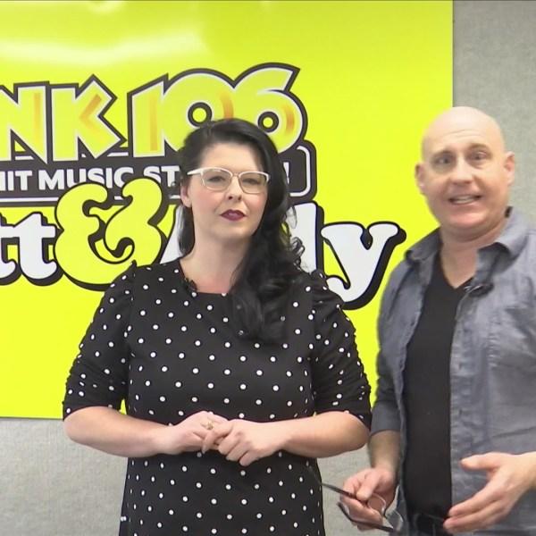 The Buzz with Scott and Ally: Birdbox challenge, Peep's tour, free Buffalo trip