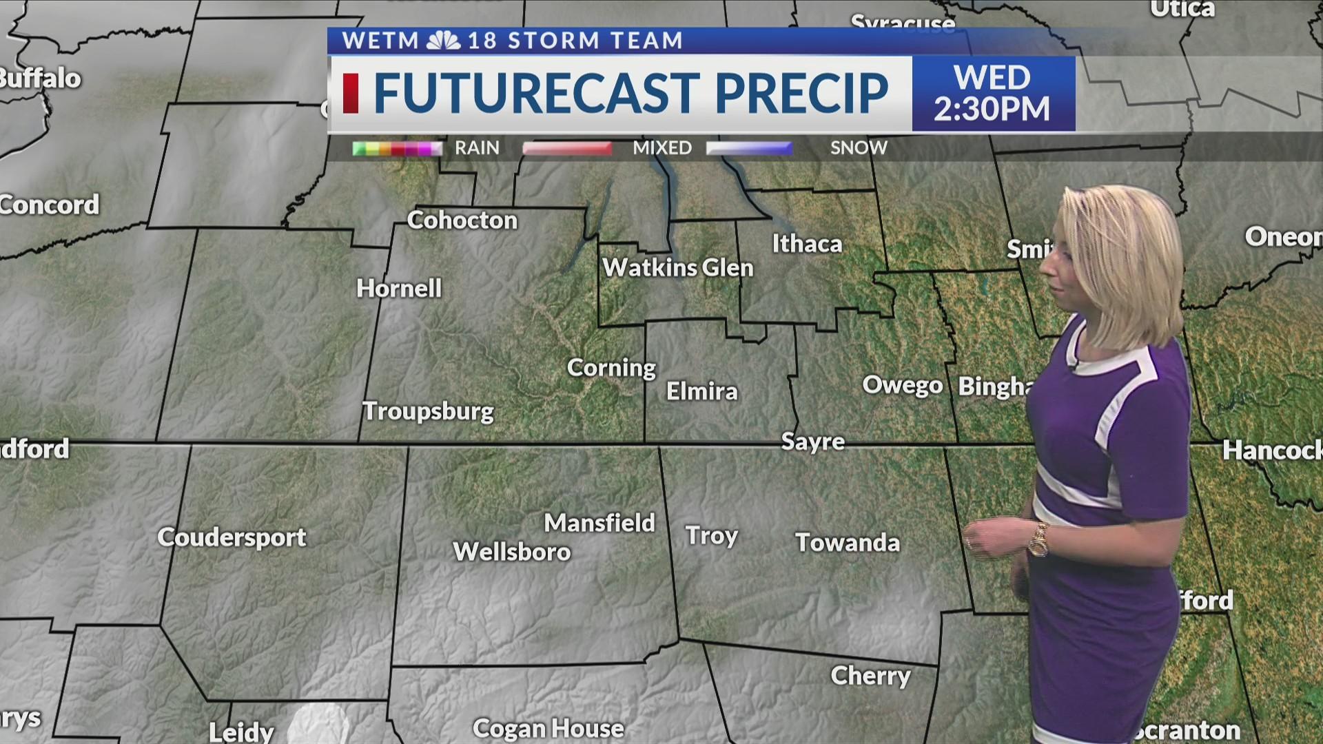 Tuesday Evening 7-Day Forecast (1/1/19)
