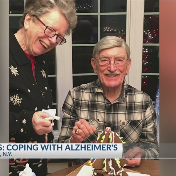 At a Loss: Coping with Alzheimers.