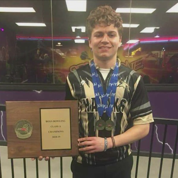Athlete of the Week: Derik Lisi