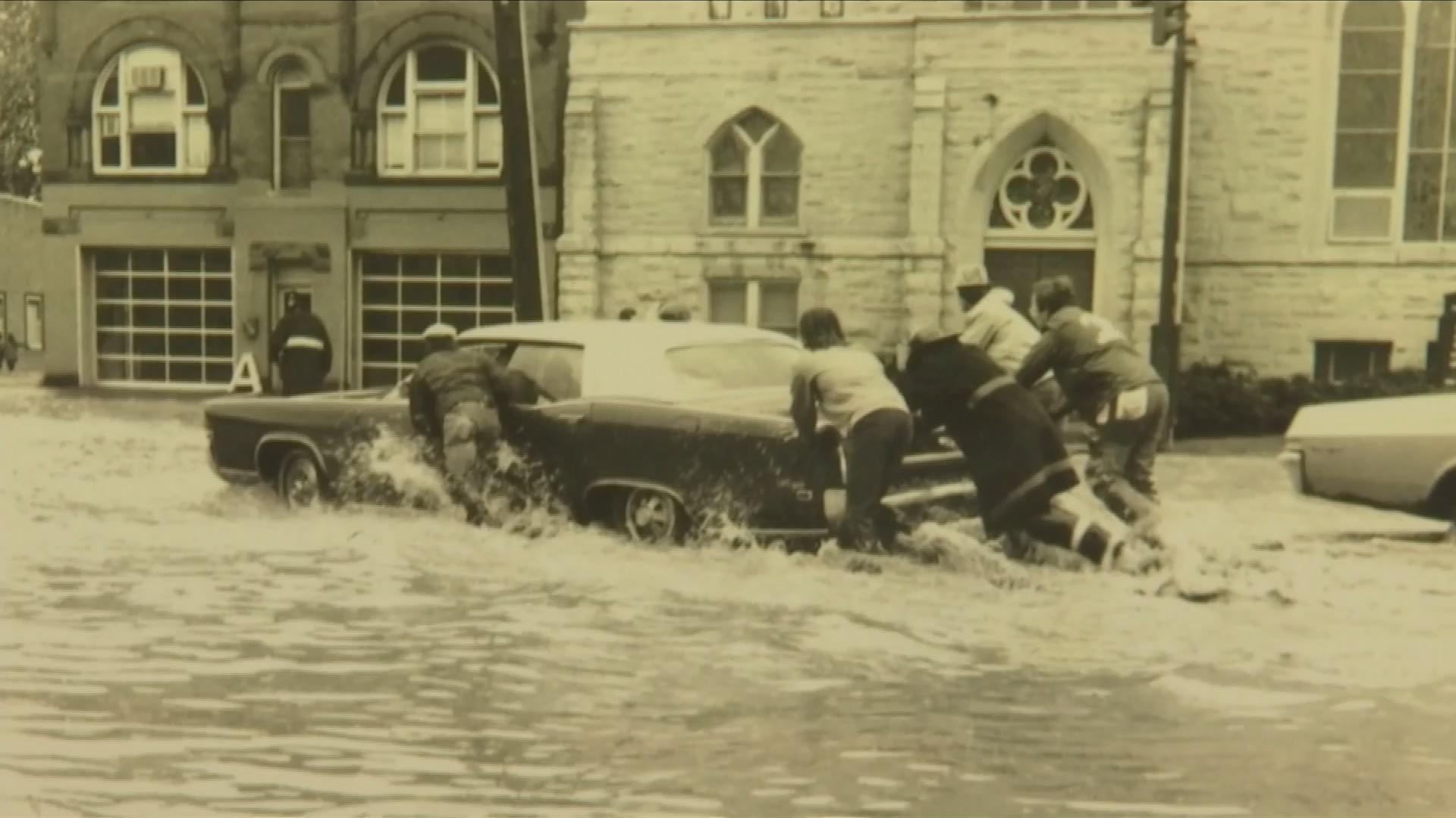 Flood of 72