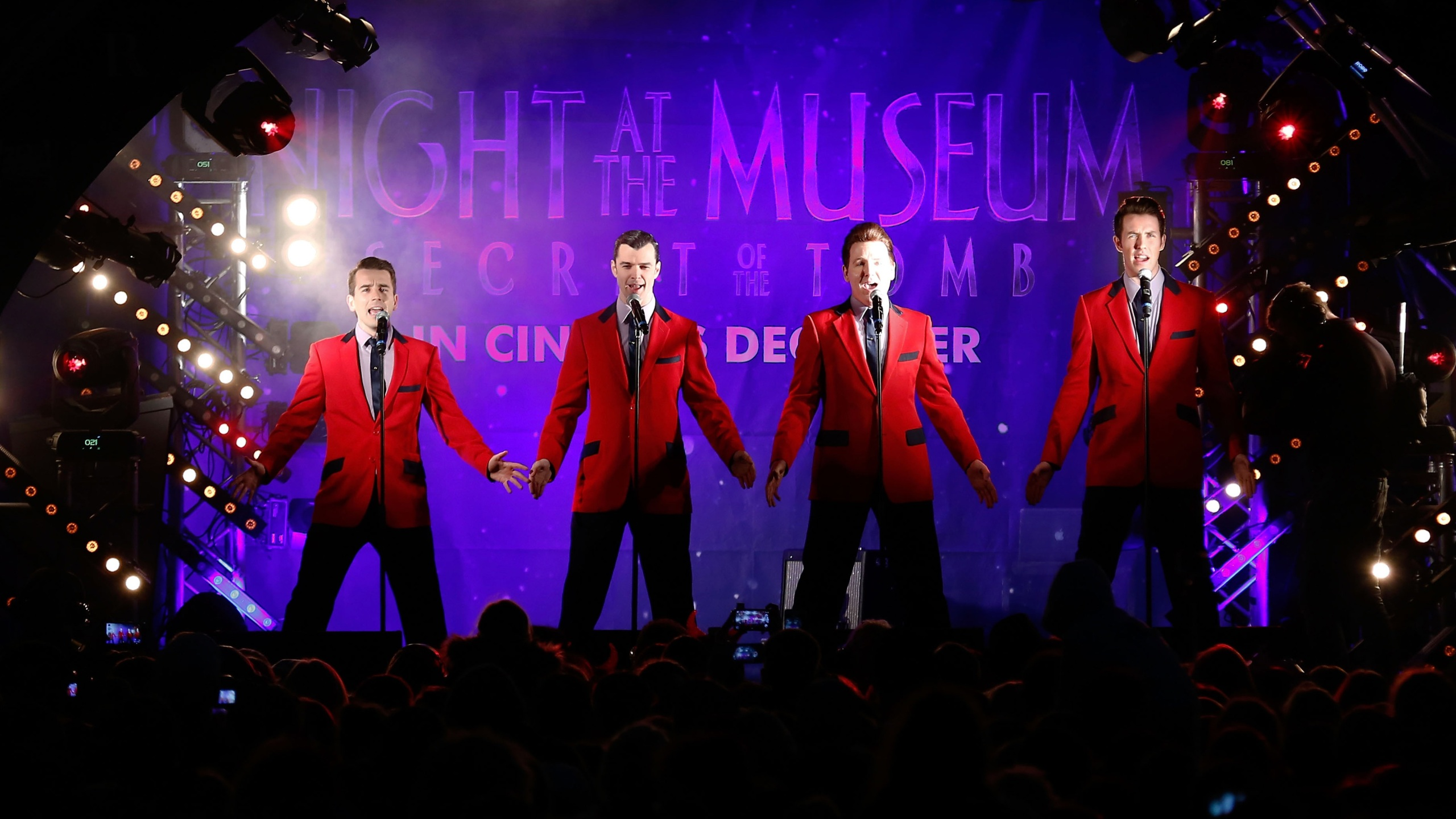 Take That Switch On The Regent Street Christmas Lights.jpg
