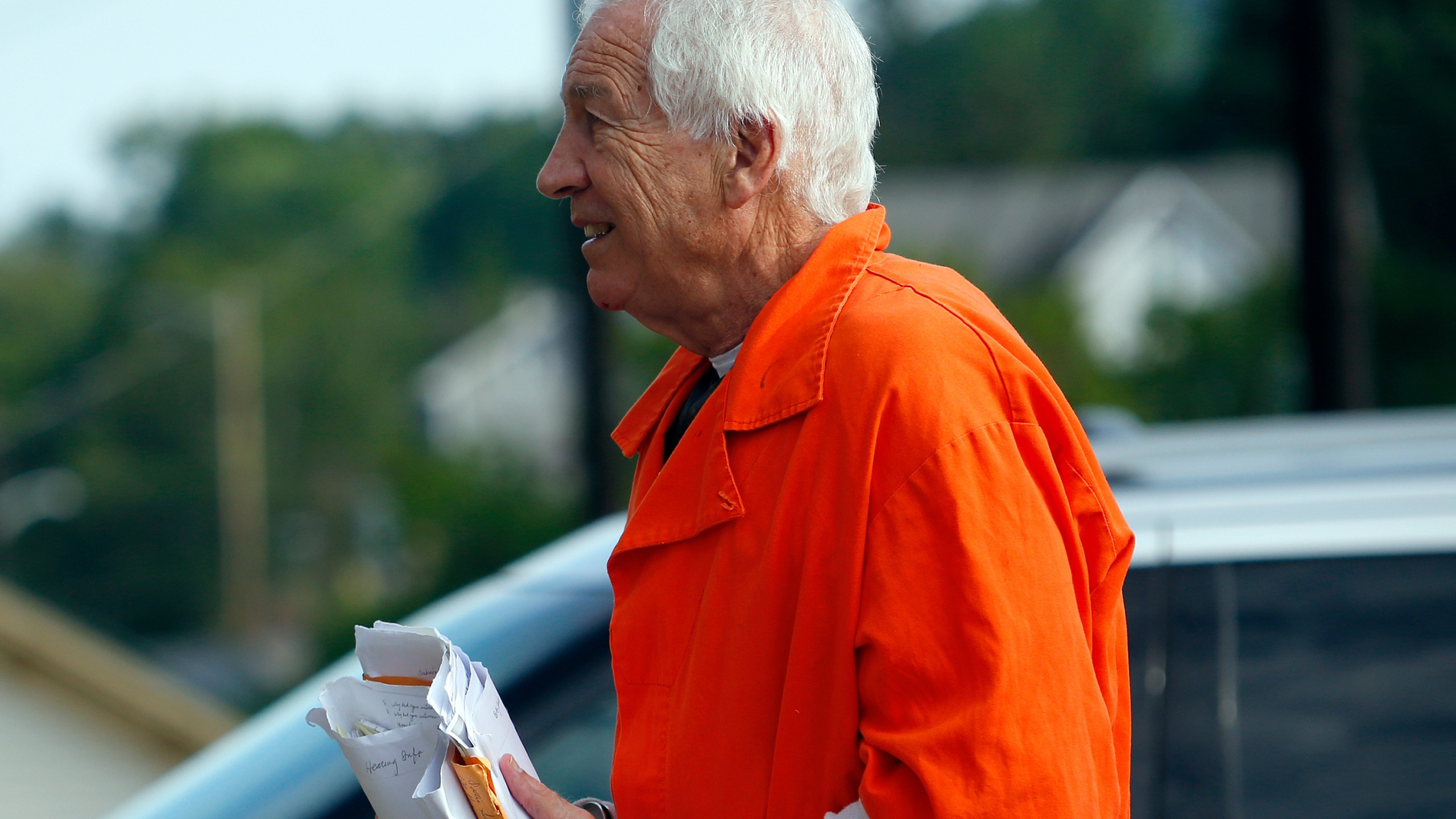 Former Penn State Assistant Coach Jerry Sandusky Appears In Court For Appeals Hearing On His Child Sex Abuse Conviction.jpg