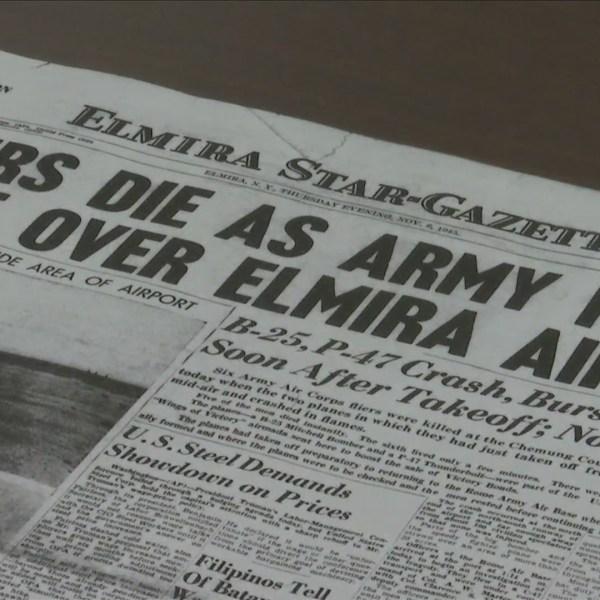 Hidden History: Wings of Victory Airmada crash of 1945
